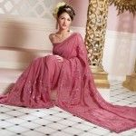 Georgette Sarees Designs