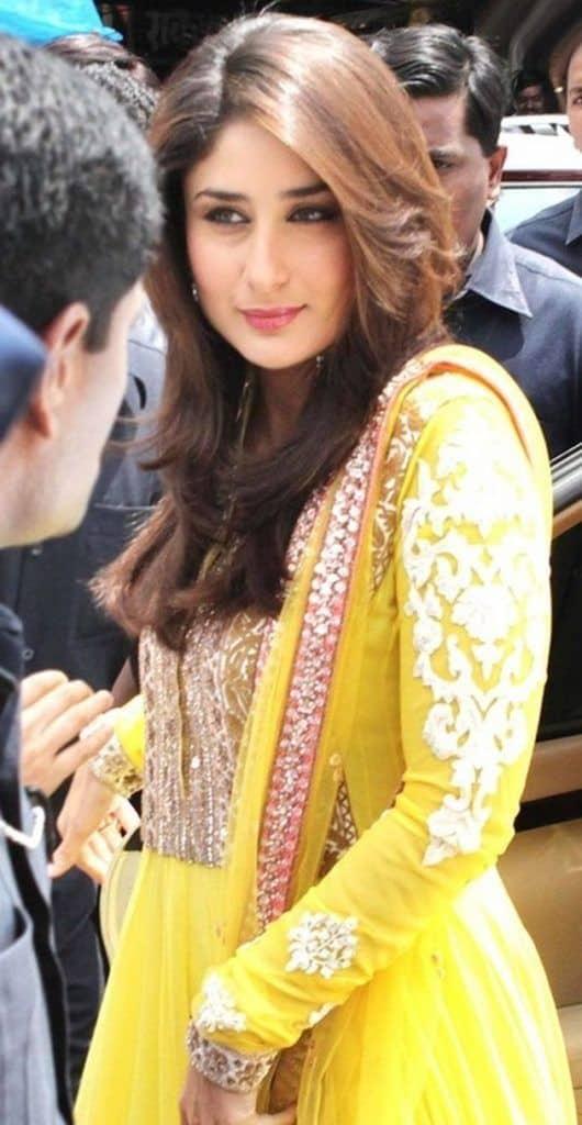 Kareena Kapoor in Salwar Kameez   FemalesPk.Com