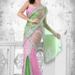 Lehnga Saree Designs