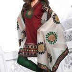 Neck Designs for Cotton Salwar Kameez