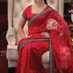 Pakistani Saree Designs