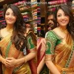 South Indian Sarees Blouse Designs