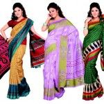 Tussar Silk Sarees Designs