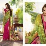 Vipul Sarees Designs