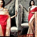 Vishal Sarees Designs