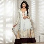 White Salwar Kameez Designs