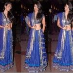 Blue-Bollywood-Lehenga-Choli-Designs