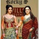 Mehroon-Bollywood-Lehenga-Choli-Designs