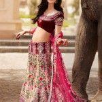 bridal-lehenga-choli-designs-collection