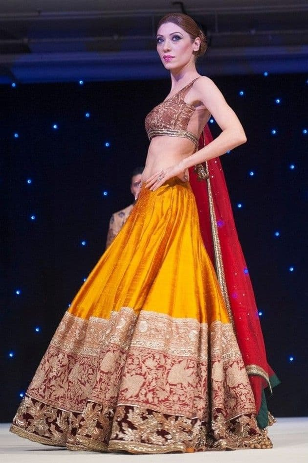 Manish Malhotra Lehengas Designs Femalespk Com