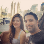 Ayesha Omer Honey Moon Husband