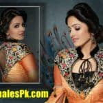 Latest Salwar Suit Neck Design and Styles