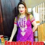 Kismat Baig in Makeup Room